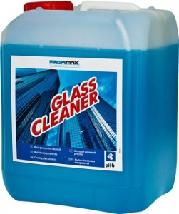 Glass cleaner 10 l - środek do mycia szyb i luster