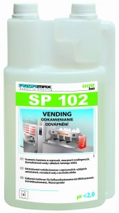 SP 102 Vending Milk 1l x 6 szt - środek do odkamieniania