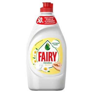 Fairy 450 ml - rumianek z witaminą E