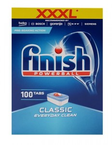 Finish Classic 100 szt. - tabletki do zmywarki