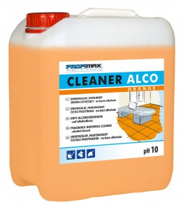 Cleaner Alco Orange 10 l