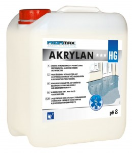 Akrylan high gloss 10l