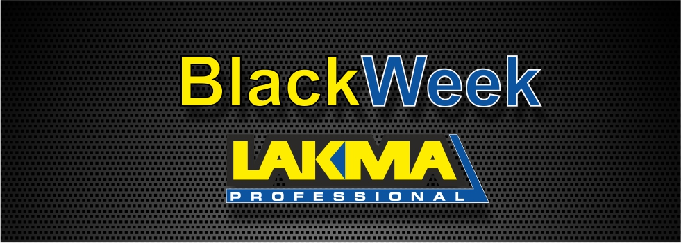 Black Week z Lakma Professional